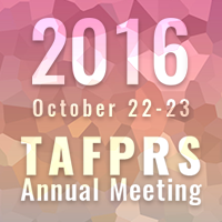 2016 TAFPRS Annual Meeting