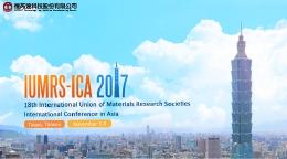 2017.11.6 IUMRS-ICA