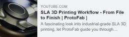 德芮達代理CP值高的高精度光固化3D列印機