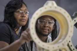 3D 列印模具有助於 NASA's 超大型太空發射系統做有效的絕緣