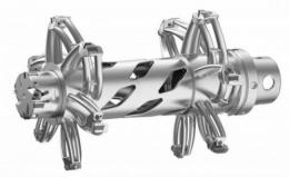 重量降低一半,提高剛性與刀具壽命,解密一款新能源汽車電機加工的 3D 列印鏜刀