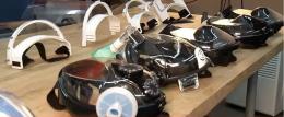 3D列印公司為醫療工作者改造臉部防護用具