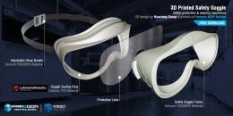 華曙高科、華翔、雷孚斯:3D列印護目鏡馳援全球抗疫一線