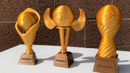3D列印獎盃-如何建模及列印獎品