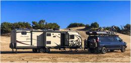 RV露營車上路–並採用3D列印