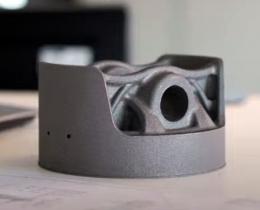 保時捷的3D列印活塞提高效率