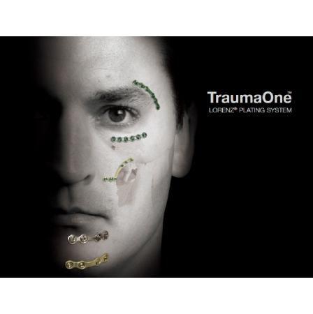 拜而美®顱顏頜面骨重建系統